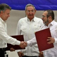 Este es el texto completo de los acuerdos firmados en La Habana