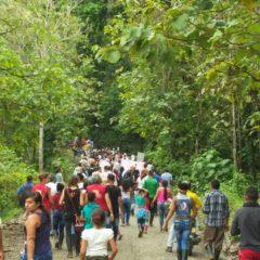 20 aniversario de la Comunidad de Paz de San José de Apartadó