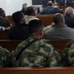 Justicia ordinaria juzgará a soldados presuntos asesinos de siete ciudadanos
