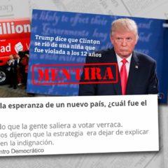 Posverdad: La campaña de la mentira