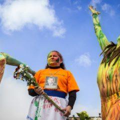 La historia de cómo la líder de las madres de Soacha se sembró en la Plaza de Bolívar