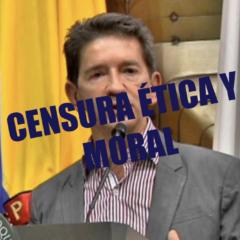 CENSURA ÉTICA Y MORAL