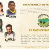 Luis Eduardo, Deiner, Beyanira, Santiago, Natalia, Sandra, Bolívar y Alejandro