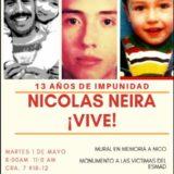 NICOLAS NEIRA – 13 AÑOS DE IMPUNIDAD