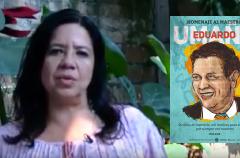 """BERENICE CELEYTA, """"Recuerdos de alumna"""" – 20 años de memoria Eduardo Umaña Mendoza"""