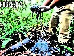 Se avecina las catástrofes ambientales en el Urabá, llego la explotación del oro negro