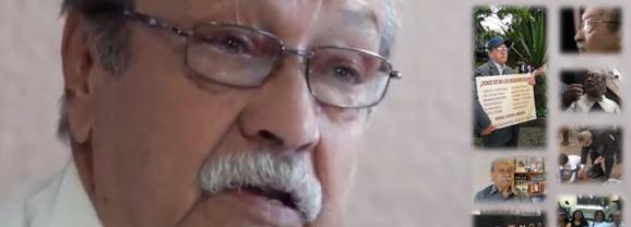 """""""Gracias don Héctor"""". Murió el padre de uno de los desaparecidos del Palacio de Justicia Hector Beltrán"""