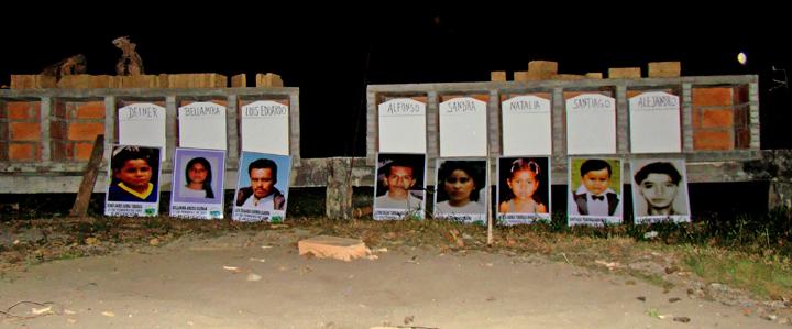 Masacre de en Mulatos y Resbalosa, Comunidad de Paz de San José de Apartadó