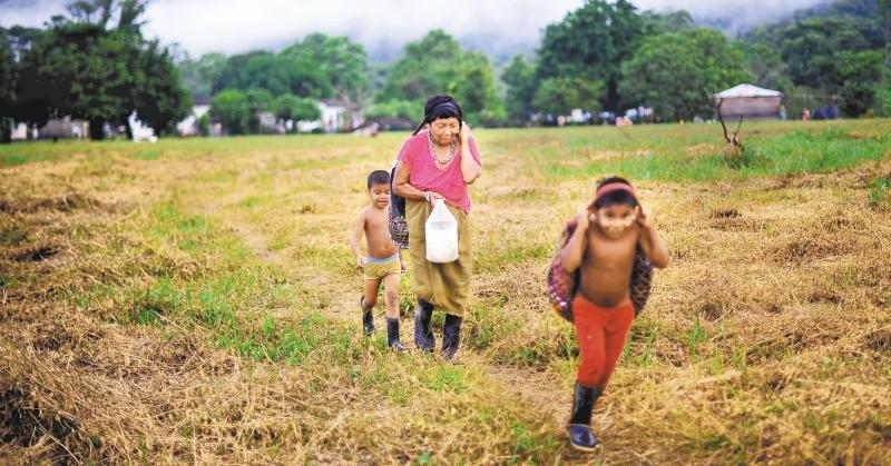 Indígenas Barí denuncian haber sido envenenados por monjas