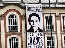 14 años de impunidad – Nicolas Neira
