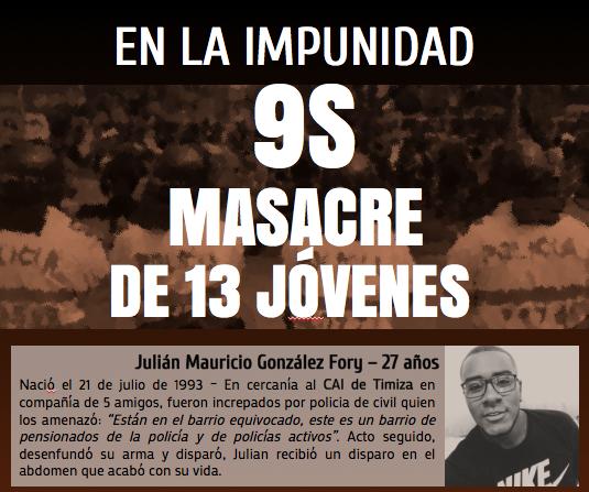 Masacre del 9S, 4 meses de impunidad